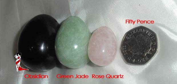 jade egg size